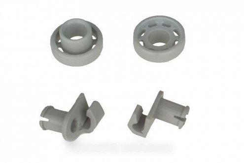 Conjunto cortador ø23mm + soporte cesta Superieur X2para lavavajillas Bosch B/S/H–424717