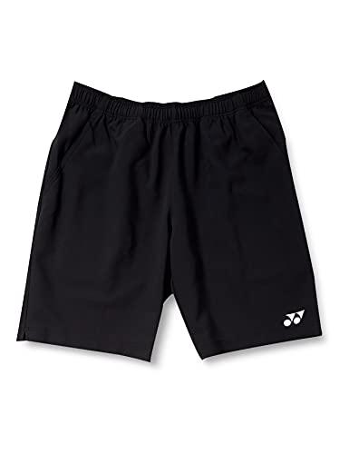 [ヨネックス] テニスウェア ハーフパンツ [ユニセックス] 15048 ブラック 日本 M (日本サイズM相当)