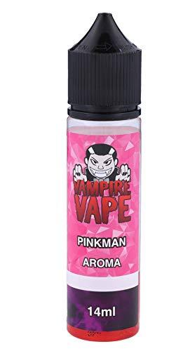 Pinkman 14ml Longfill - Original Vampire Vape - Aromakonzentrat für E-Zigaretten