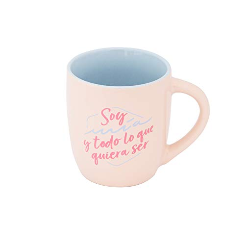 Mr. Wonderful Taza Laura Escanes & Mr. Wonderful, Rosa, 40 cl