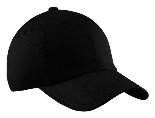 Port Authority® Portflex® Unstructured Cap. C861 Black S/M