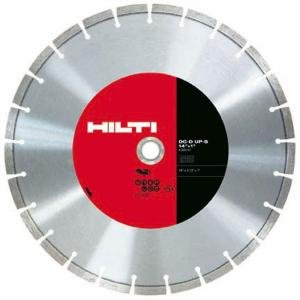 Hilti DC-D UP-S 14 in. Diamond Blade for Hand Held Gas Saws