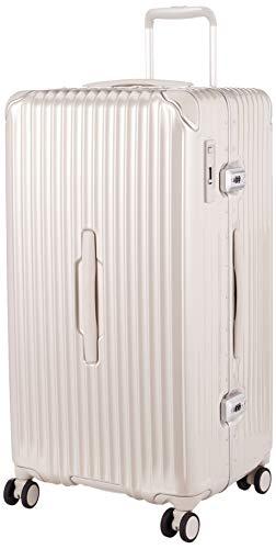 [カーゴ] スーツケース 大型 スリムフレーム 多機能モデル CAT88SSR 保証付 98L 78 cm 6kg サテンゴールド