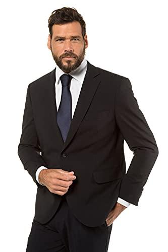 JP 1880 Herren große Größen Übergrößen Menswear L-8XL Anzug-Jacke, Baukasten-Sakko Zeus, FLEXNAMIC®, Schnurwoll-Qualität Navy 72 705512 70-72