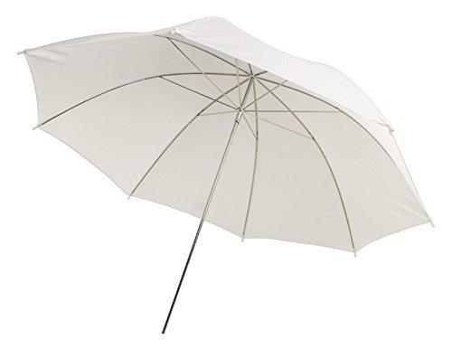 'Paraplu, 33 transparant