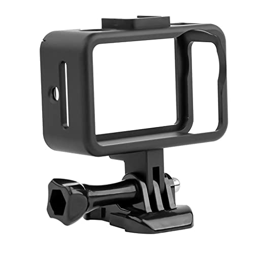 HomeDecTime Telaio in Lega di Alluminio Accessori Fai da Te per DJI Action Camera