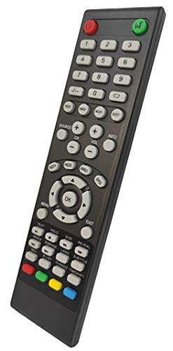 Mando a distancia para ICARUS IC-LED55 4K Smart TV IC-LED55 SMARTTV4K
