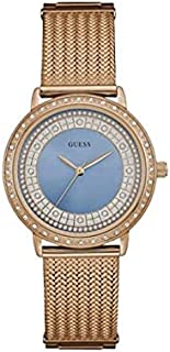 Guess Casual Watch For Women Analog Metal - W0836L1