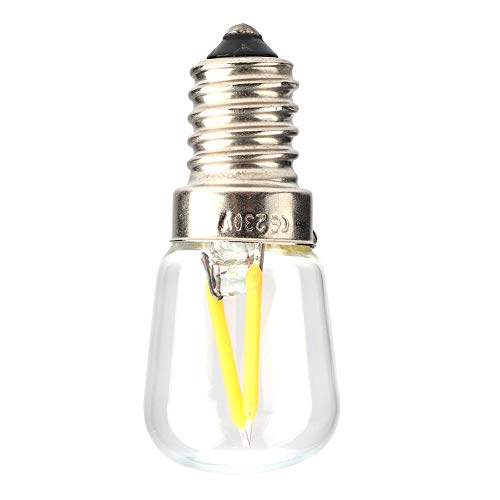 Pasamer Led Filament Light 2w T24 E14 Base Bombilla de