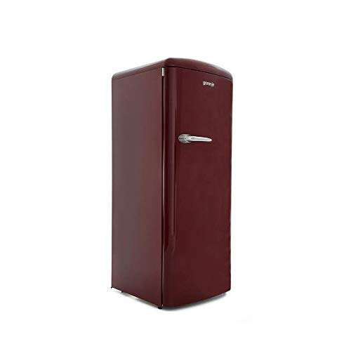 Gorenje ORB153R - Frigorífico independiente, color rojo