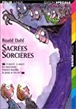 Sacrees Sorcieres (Folio Junior) (French Edition) by Roald Dahl(2007-06-01) - Gallimard Education - 01/06/2007