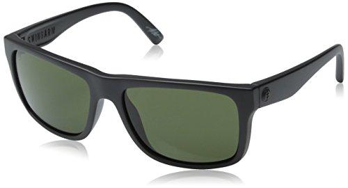 Electric Swing Arm Wayfarer Sunglasses, Matte Black, 161 mm