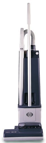 Twin Motor Commercial Sebo BS36 Upright Vacuum Cleaner – Built for Professionals!