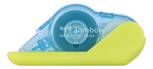 Tombow PN-SLS47-B Kleberoller permanent, 8.4 mm x 8 m, honey/lemon