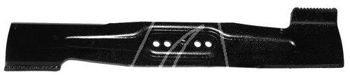 34 cm Standard Messer für ElektrorasenmäherLänge [mm]: 340ZB: AL: 6,5 / 6,6AB: 52/30Ausführung: standardLoch- Ø [mm]: Stück je VE: Leitnummer: