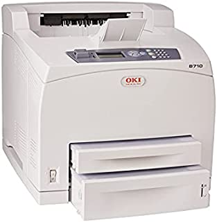 OKI MFP B710DN Monochrome Printer