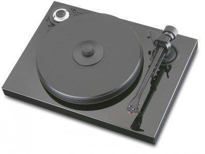 Pro-Ject Plattenspieler Xperience Classic (2M Silver) schwarz