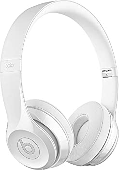 Beats Solo3 Wireless On-Ear Headphones Gloss White - Beats by Dr Dre  Renewed