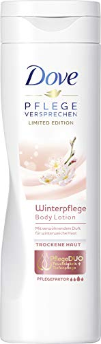 Dove Limited Edition Winterpflege Body Lotion, 3er Pack (3 x 250 ml)