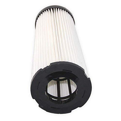 HQRP Filter for Dirt Devil M088175 088175 M088175TT 088175TT Bagless Extra Light, M088450B 088450B M088450B-1 088450B-1 Kinetix Turbo Vac Vacuum Cleaner Coaster