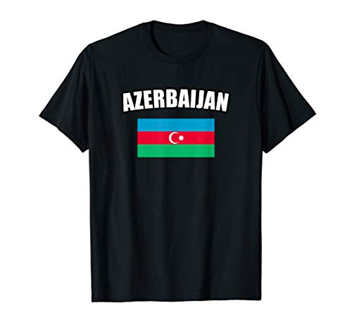 Azerbaijan I Aserbaidschan T-Shirt