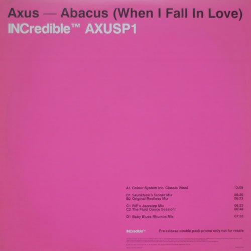 "Abacus - Axus 2X12"""