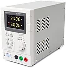 Velleman Lab ps3005dn Fuente de alimentación de laboratorio programable dispositivo, máxima LED de pantallas con interfaz USB 2.0, De Color Blanco Gris