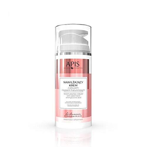 APIS WASSERMELON-ERFRISCHUNG Hydrierende Creme mit Wassermelone und Hyaluronsäure | Intensive Hydration | 100 ml