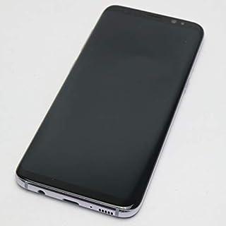 SAMSUNG(サムスン) Galaxy S8 64GB オーキッドグレー SCV36 auロック解除SIMフリー
