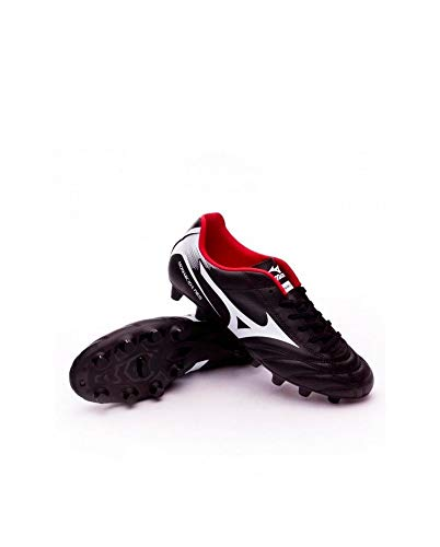 Mizuno Scarpe Calcetto Uomo - Monarcida Neo AS - P1GD1724-01 - Black/White-40