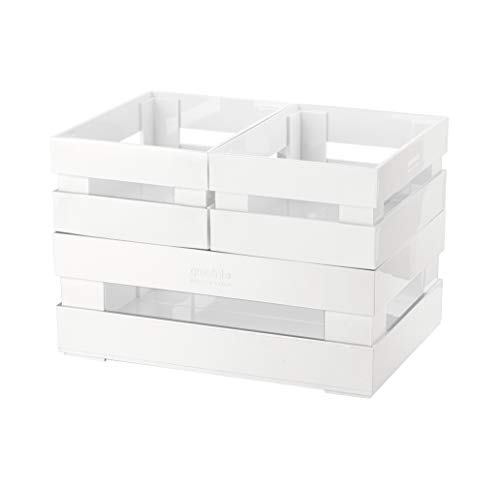 Guzzini 8008392308829 Kitchen Active Design Boxes, RECYCLED PLASTIC