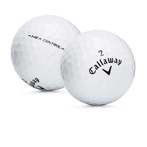 Callaway 100 Mint Hex Control AAAAA Used Golf Balls