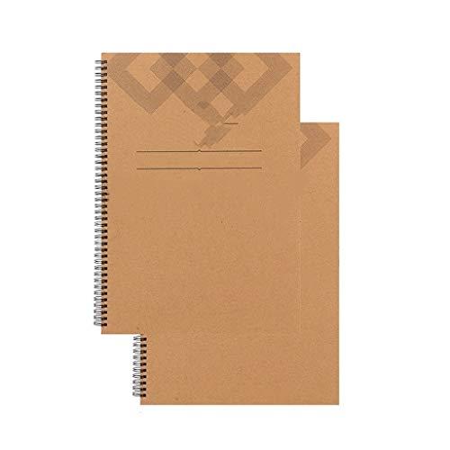 YHYH computadora portátil Bosquejo del Libro - Boceto 7.4'X10.2, Hojas - Perforado Sketchbook Papel de Arte for lápices, Plumas, marcadores, carbón de leña Seca y Medios Cuaderno de Escritorio