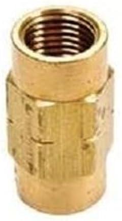 Brass LASCO 17-0363 Female-Union Inverted Flare Nut 3//16