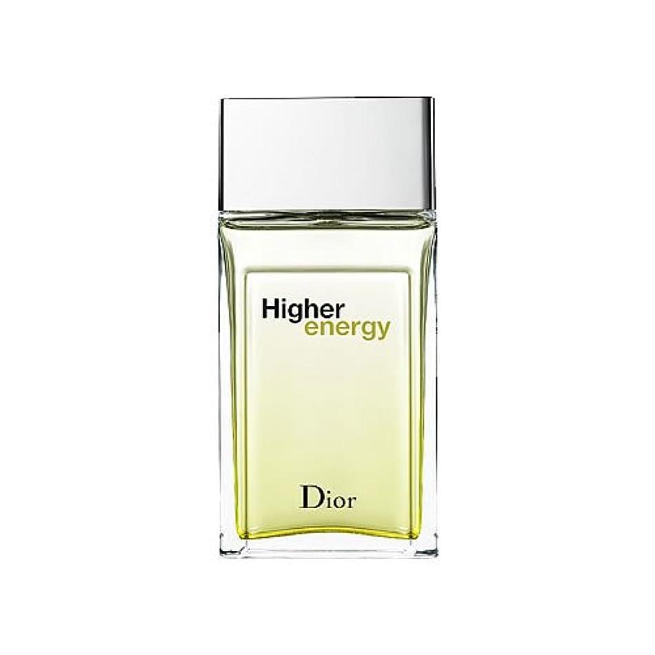哀夜間誰かクリスチャン ディオール(Christian Dior) ハイヤー エナジー EDT 100ml[並行輸入品]