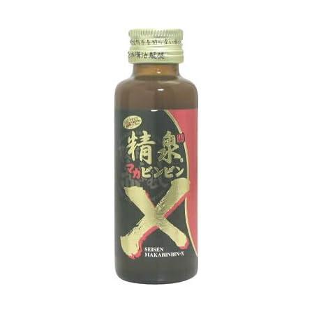 精泉 マカビンビンX 50ml