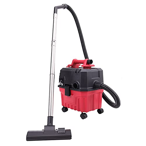 FIDOOVIVIA 15L Litre Wet and Dry Vacuum Cleaner Power Take Off Machine Dust Extractor