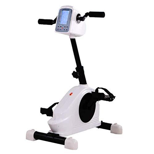 HYYK Cyclette per Allenamento di Gambe e Braccia Spinning Bike per Fisioterapia di Riabilitazione di Braccia e Gambe