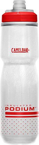 CamelBak Podium Chill Botellas, Unisex Adulto, Salvia Perforada, 0.62 Litre/21 oz
