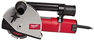 Milwaukee WCE 30 220v 30mm Wall Chaser with 2 diamond discs, special chisel