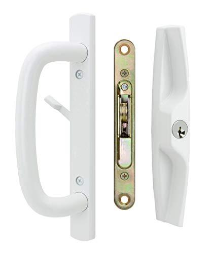 sliding patio door lock with key - 2