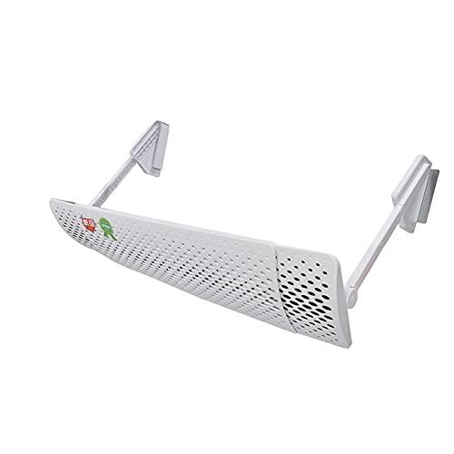 Deflettore del condizionatore d'aria, Deflettore dell'aria non tossico con regolazione multi-angolo inodore per la casa per la maggior parte dei condizionatori d'aria
