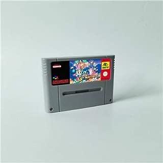 Game card Super Bomberman 3 - Action Game Cartridge EUR Version ,Game Cartridge 16 Bit SNES , cartridge snes , cartridge super
