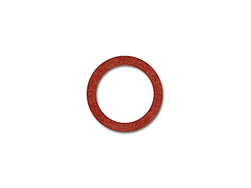 Dichtring Ø14x11 (Fiber) für Benzinhahnsieb (für alle Benzinhähne) SR1, KR50 (dt. Produktion)