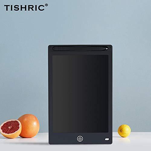 LCD Schrijven Tablet Kids LCD Pen Tablet 10-Inch Digitale Pen Tablet met Stylus voor Tekenen Erasable Tekenen Tablet Kinderen J 10Inch-Black