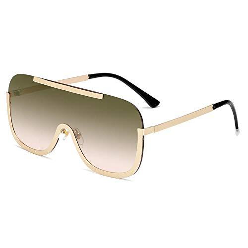 Sunglasses Gafas De Sol De Diseño De Marca De Moda, Gafas De Metal Vintage para Mujer, Gafas De Sol Graduadas para Mujer, Gafas De Sol Uv400, Sombras 06