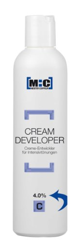 M:C Meister Coiffeur Cream Developer C  4 %  250 ml