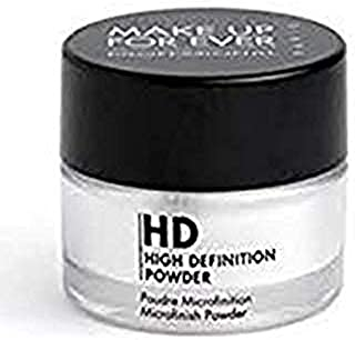 Make Up For Ever Ultra HD Microfinishing Loose Powder 0.035 Ounce Mini Travel Size Sampler