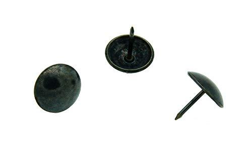 Große Pinnwand, dekorativ, Ø 20 mm. Schwarz für Heimwerker, Mehrzwecktafel. Ø 20 mm. Schwarz