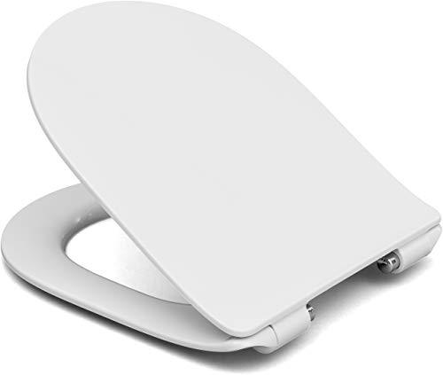*WOW* Diana S100 SLIM WC-Sitz Take-Off Scharnier Softclose Absenkautomatik